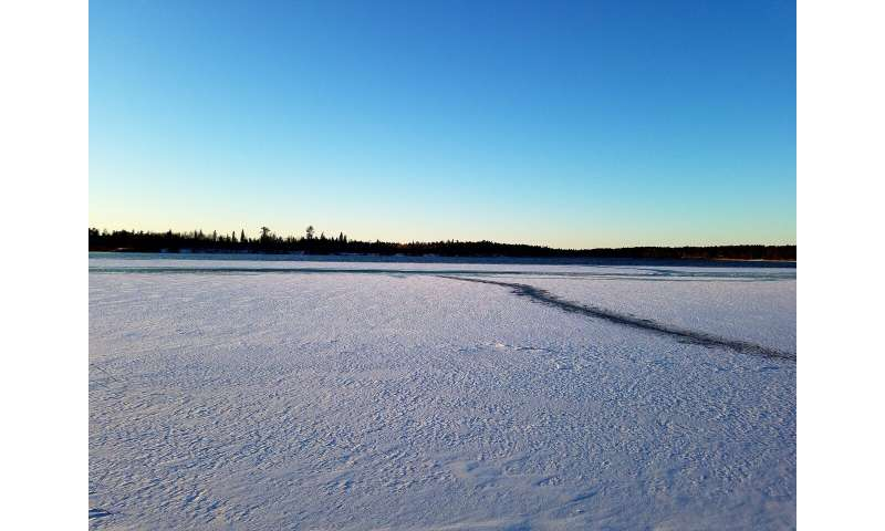 More children and youth drowning as warming temperatures create unstable lake ice