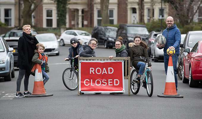 More support needed for play streets to tackle loneliness