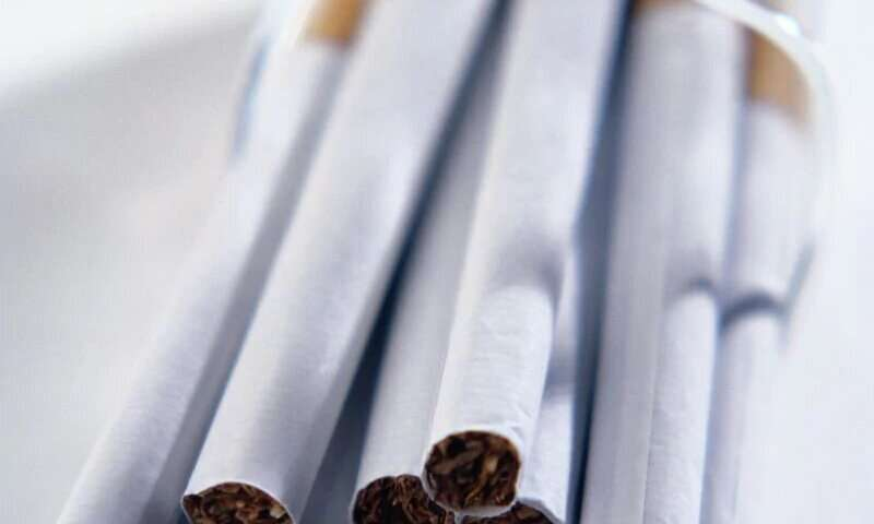Nearly half of U.S. smokers not advised by doctors to quit