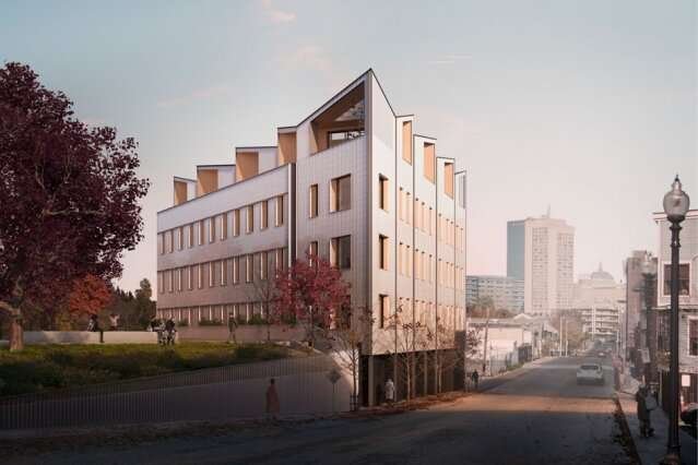 New approach to sustainable building takes shape in Boston