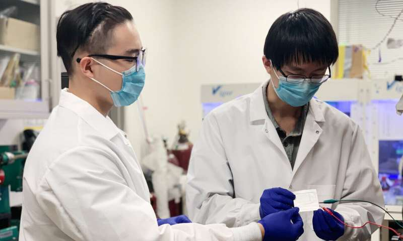 New battery electrolyte developed at Stanford may boost the performance of electric vehicles