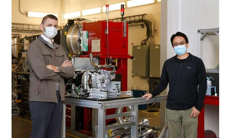 Kemampuan mesin baru mempercepat penelitian kendaraan tingkat lanjut