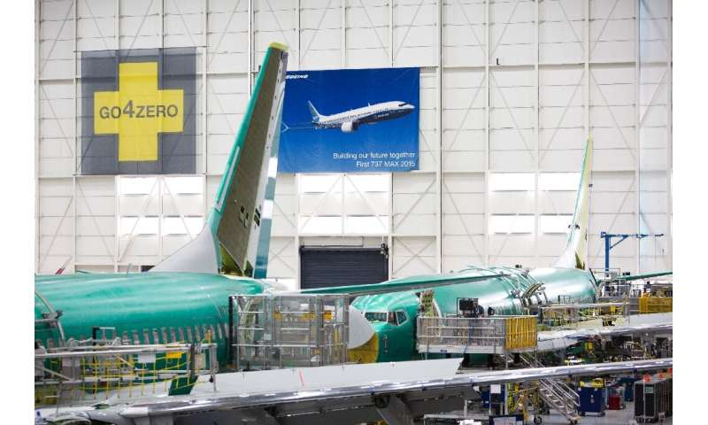 Newly released Boeing documents show messages between employees mocking US aviation regulators