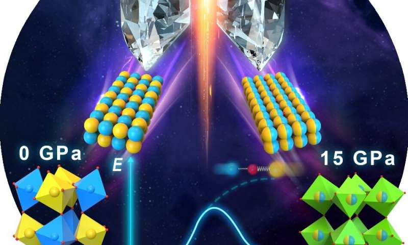New materials of perovskite challenge the chemical intuition