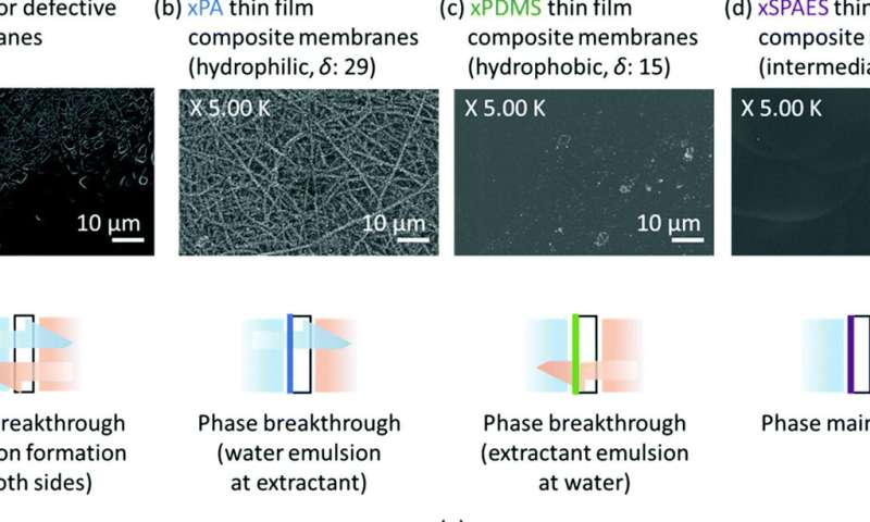 New membrane could pave way for cheap, efficiently made biofuels