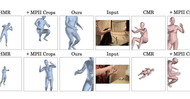 New research teaches AI how people move with internet videos