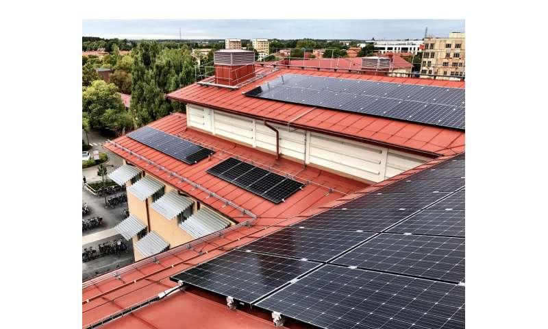 New solar forecasting model performs best