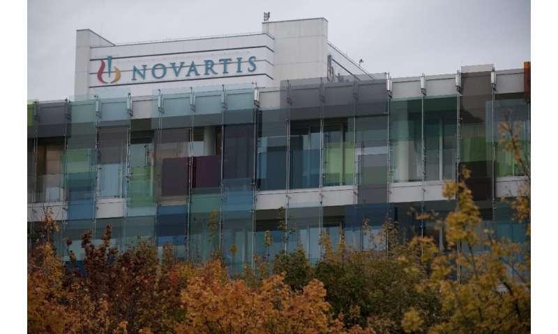 Novartis' headquarters in Basel, Switzerland