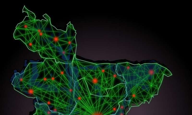 Novel method for measuring spatial dependencies turns less data into more data
