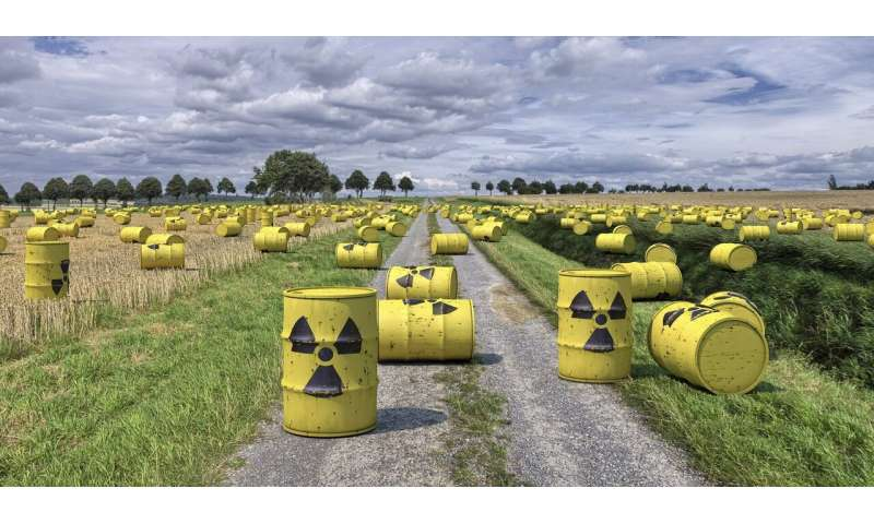 Current model for storing nuclear waste is incomplete