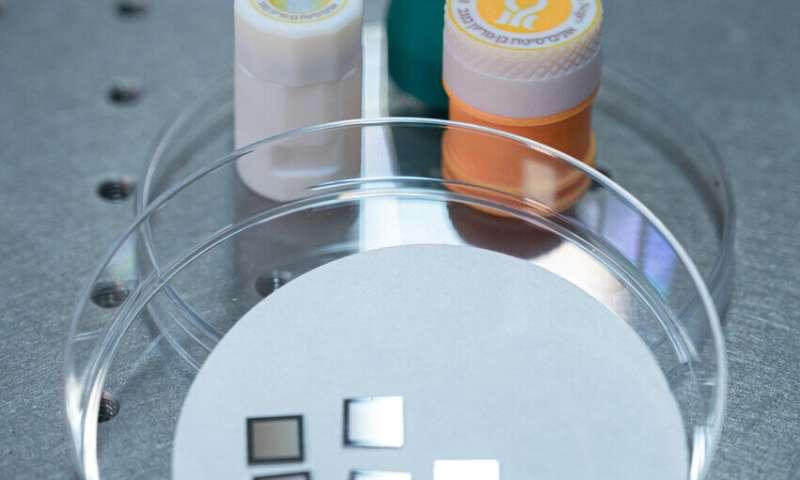 One minute electro-optical coronavirus test developed at Ben-Gurion University