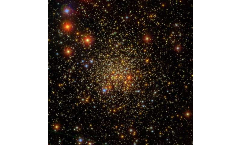 Le cluster ouvert NGC 2158 étudié en détail