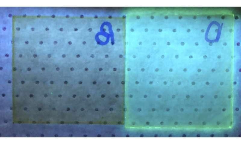 Organic Spacers Improve LED Performance