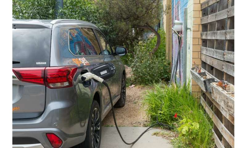 Owners of electric vehicles to be paid to plug into the grid to help avoid blackouts