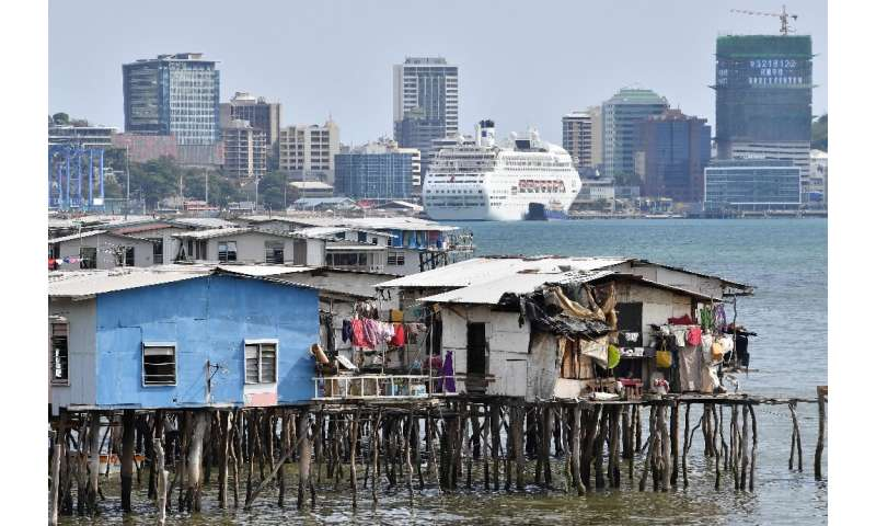 Papua New Guinea's coronavirus outbreak has spread beyond the capital, Port Moresby