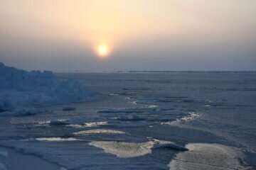 Past evidence supports the complete loss of Arctic sea ice by 2035