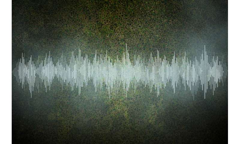 """Physicists capture the sound of a """"perfect"""" fluid"""