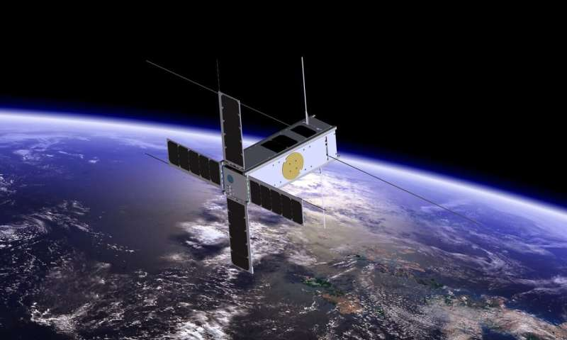 PICASSO, ESA's CubeSat to sift secrets from sunrise