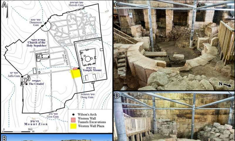 Pinpointing the origins of Jerusalem's Temple Mount