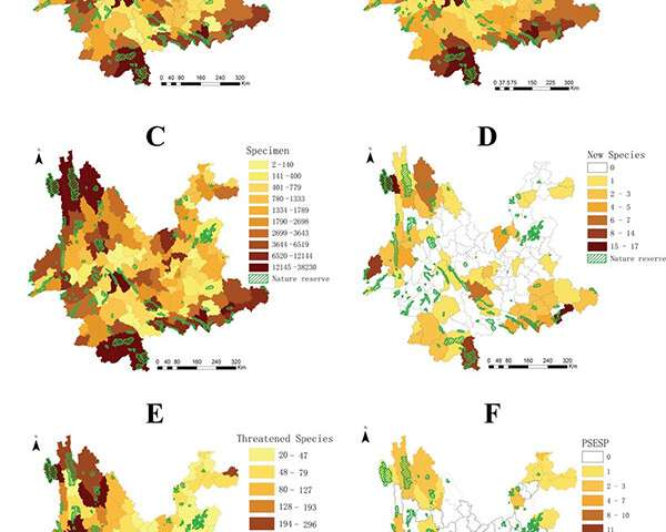 Plant diversity in Yunnan: current status and future directions