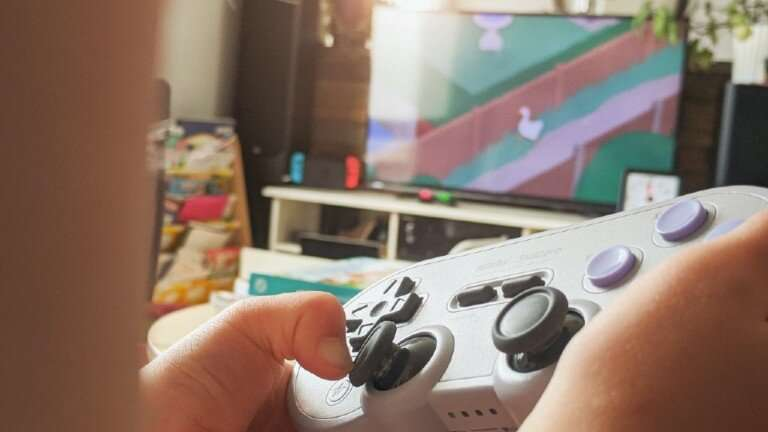 Playing video games as a child can improve working memory years later