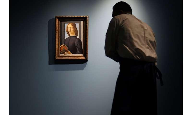 Hong Kong Author: Mona Lisa Is Portrait of Leonardo da