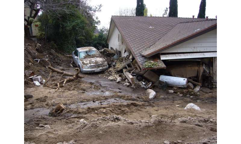 Post-wildfire hazards: Understanding when & how slope failure may occur