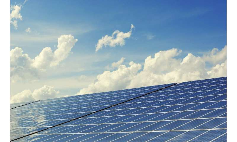 Powering the future: new insights into how alkali-metal doped flexible solar cells work