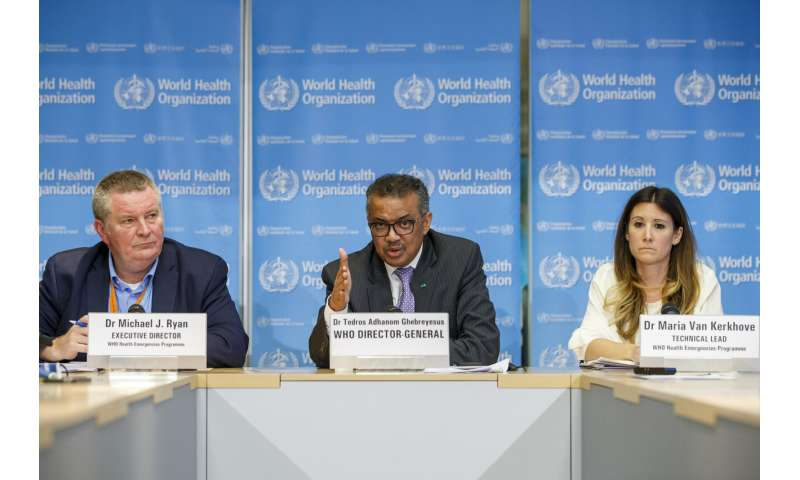 Q&A: What the WHO pandemic declaration means