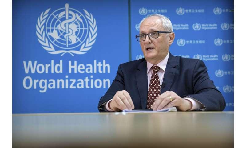 Q&A: WHO representative addresses China's new virus outbreak
