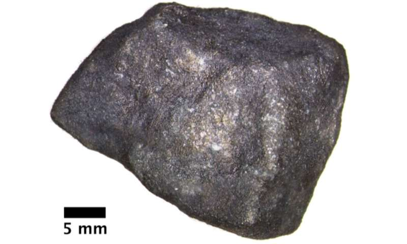 """""""Fireball"""" meteorite contains pristine extraterrestrial organic compounds"""