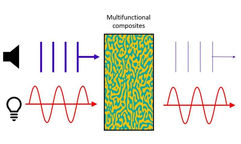Research links elastodynamic and electromagnetic wave phenomena