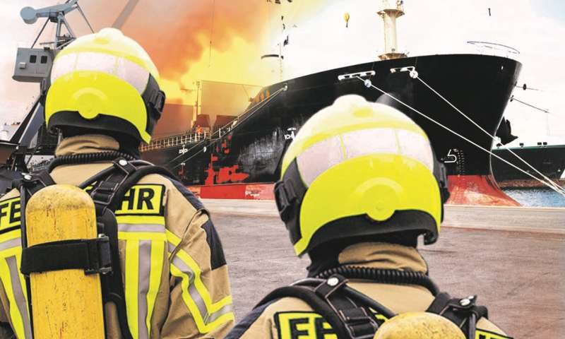 Safe and effective shipboard firefighting