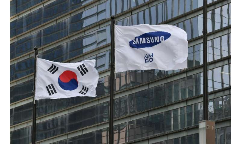 Samsung's overall turnover is equivalent to a fifth of South Korea's gross domestic product