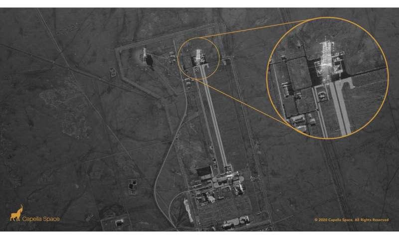 Satelit menggunakan citra SAR untuk menangkap gambar paling tajam di dunia