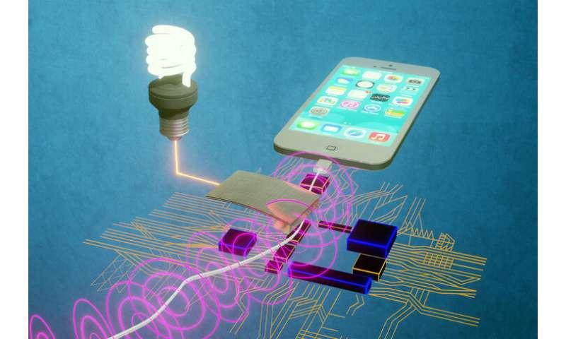 Scientists tap unused energy source to power smart sensor networks