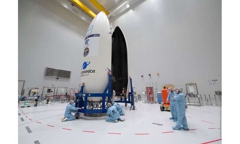 SEOSAT-Ingenio sealed from view