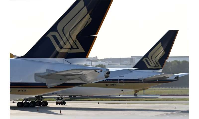 Singapore Airlines said it would shed around  4,300 jobs—20 percent of the workforce—because of the coronavirus