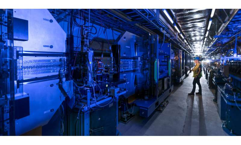 SLAC scientists develop new method to create super stable X-rays