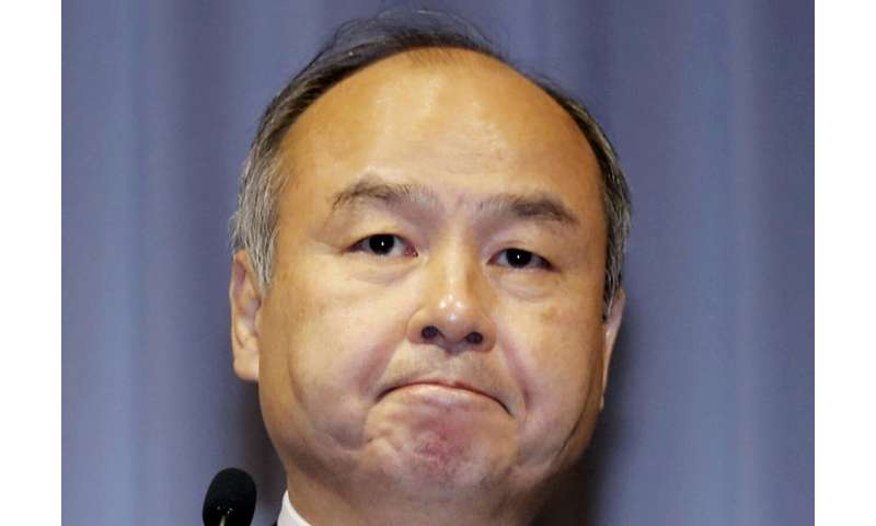SoftBank's Son leaves Alibaba board following Ma's departure