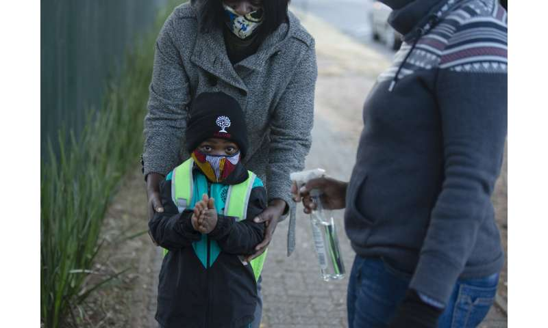 South Africa begins second phase of reopening of schools