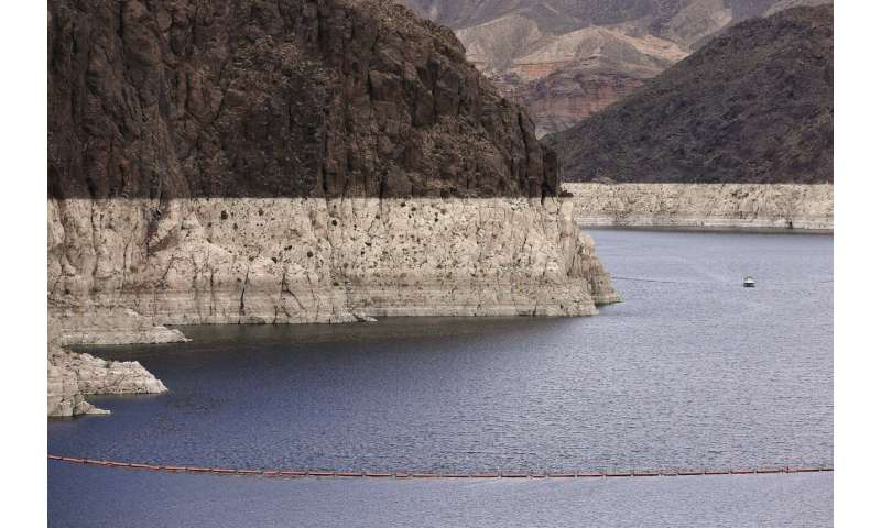 Study: Warming makes US West megadrought worst in modern age