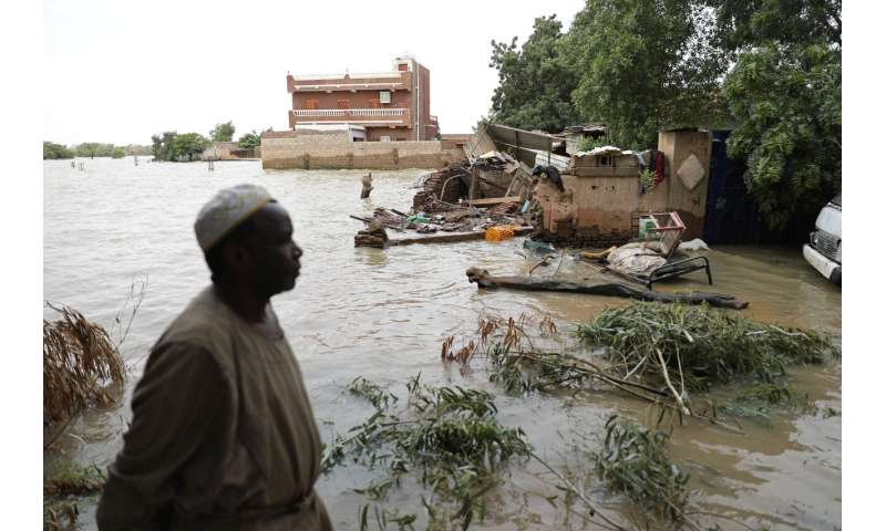 Sudan declares state of emergency over deadly floods