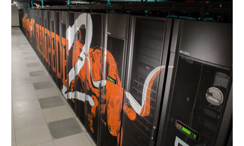 Supercomputers drive ion transport research