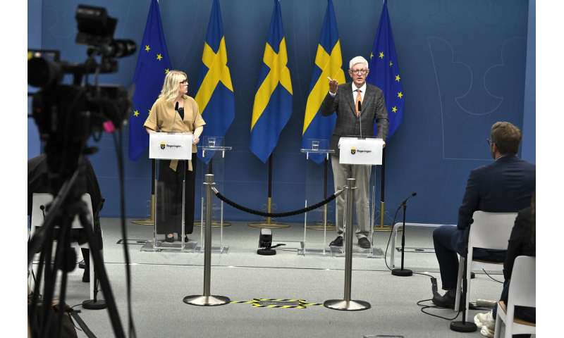 Sweden steadfast in strategy as virus toll continues rising