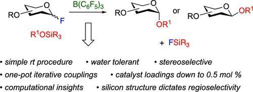 Synthesizing sugars: Chemists develop method to simplify carbohydrate building