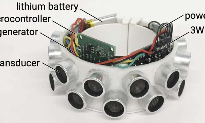 Team has jammer bracelet that outsmarts microphones