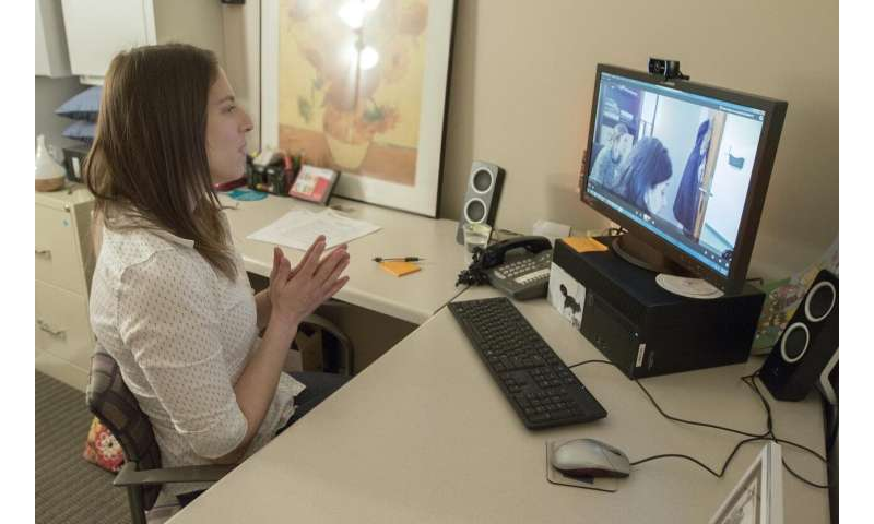 Telemedicine helps pregnant women tackle taboo issue