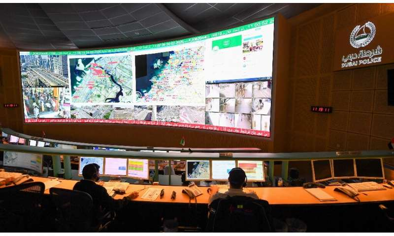 The COVID-19 Command and Control Centre has been set up to coordinate the efforts of Dubai's doctors, epidemiologists and other