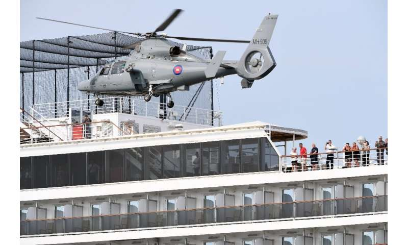 The cruise ship industry has come into focus as hundreds of people became infected aboard a vessel off Japan and one passenger t
